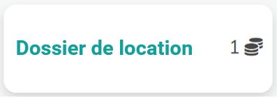 Certifier le dossier de location